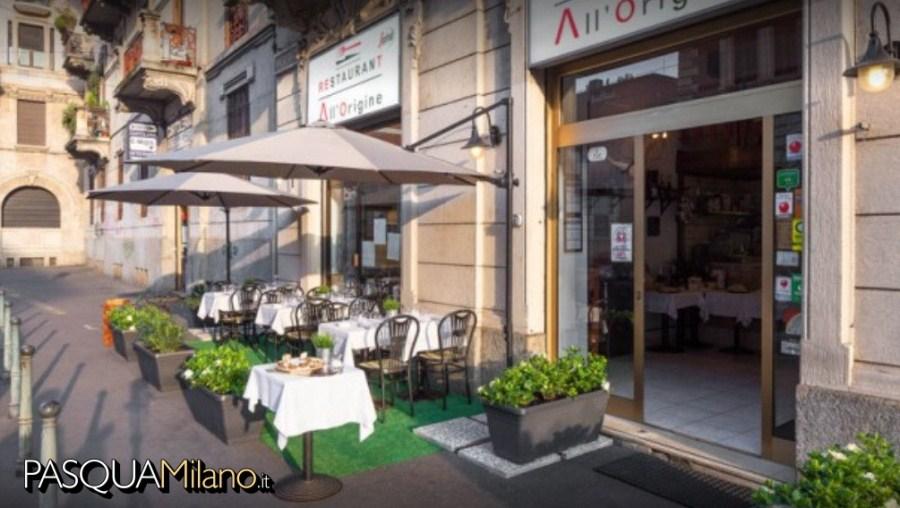 Ristorante All'Origine Milano