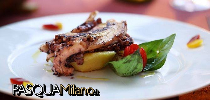 Panta Rei Milano - La Cucina